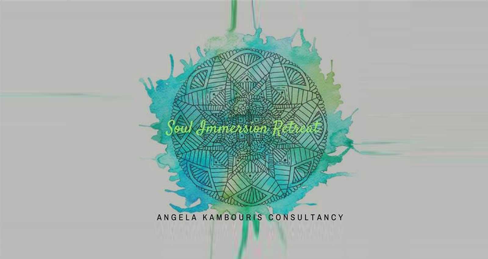 soul immersion retreatment banner full